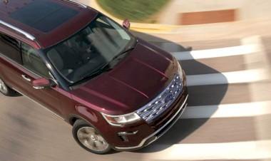 Ford Explorer là chiếc SUV với khả năng vận hành phi thường