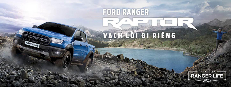 Ranger Raptor 2021mẫu siêu bán tải của Fordđược nhập khẩu trực tiếp từ Thái Lan