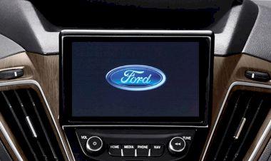 Hệ thống Giải trí với màn hình 7-inch