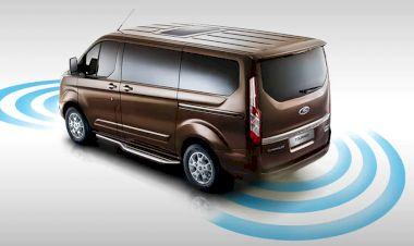 Hệ thống Radar hỗ trợ đỗ xe