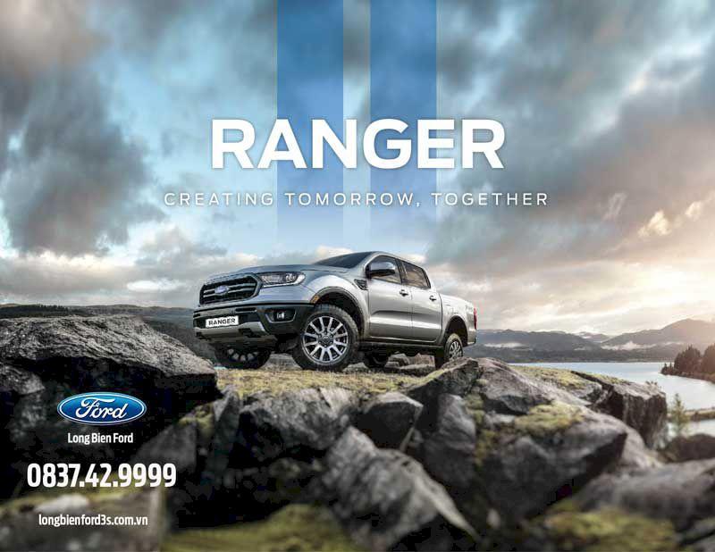 Đây là lý do Ford Ranger liên tục trong top 3 xe bán tải hút người mua