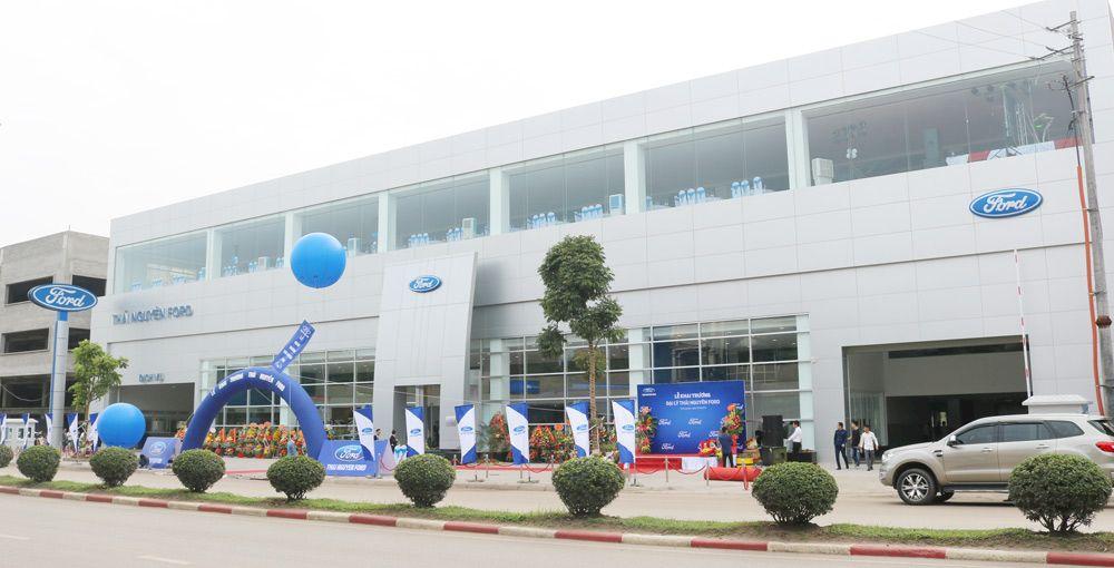 Ford Thái Nguyên Đại lý 3s ủy quyền chính hãng của Ford tại Thái Nguyên