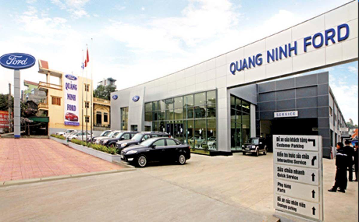 Ford Quảng Ninh Đại lý 3s ủy quyền chính hãng của Ford tại Quảng Ninh