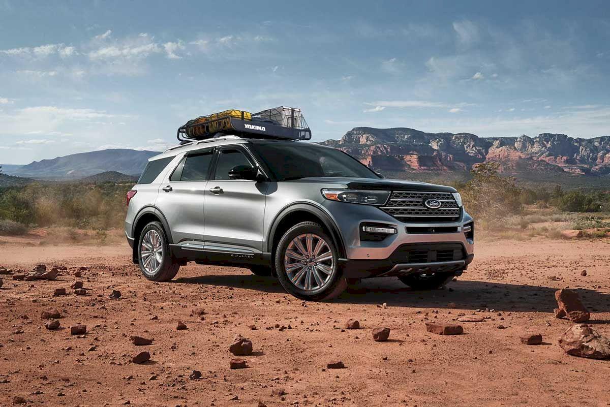 Ford Explorer 2021, giá bán, lăn bánh, đánh giá, thông số kỹ thuật tại thị Việt Nam