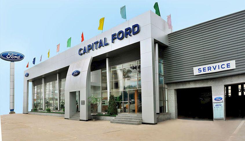Ford Thủ Đô Đại lý 3s ủy quyền chính hãng của Ford