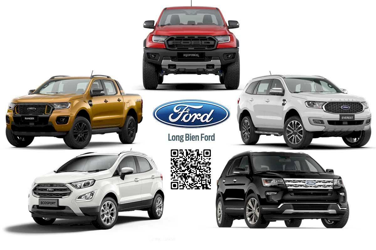 Ford Bắc Ninh Cập nhật bảng giá xe ford mới nhất, chương trình khuyến mại, dự toán chi phí, trả góp tháng 06/2021