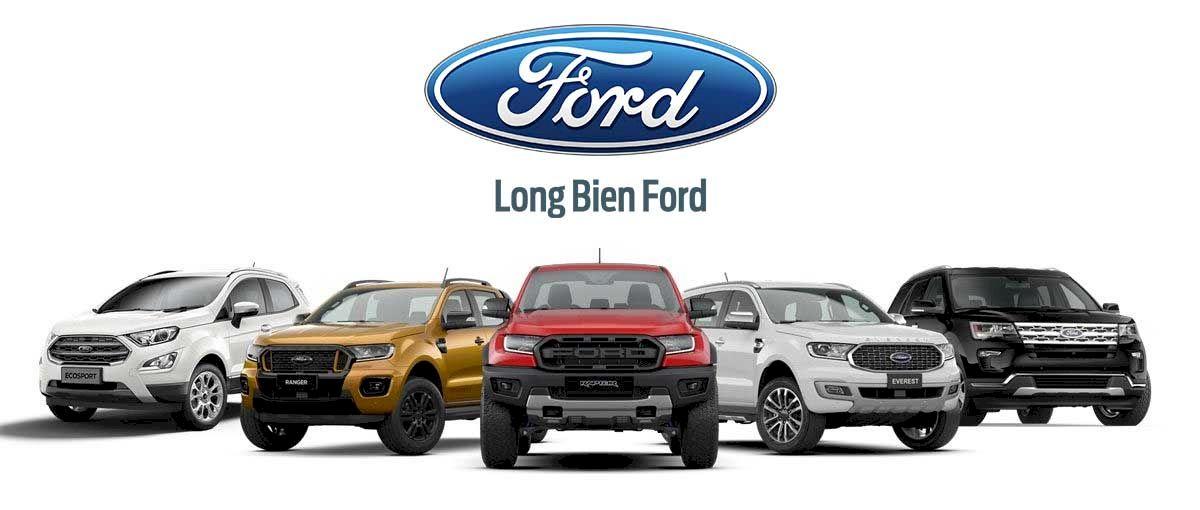 Giá xe Ford tháng 6/2021 mới nhất đầy đủ các phiên bản