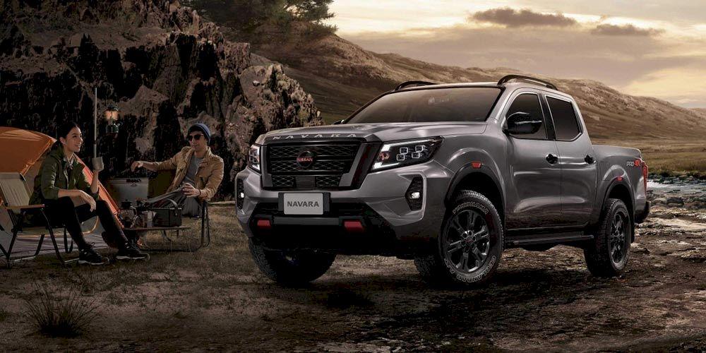 Nissan Navara 2021 đã có mặt tại các đại lý thách đấu Ford Ranger