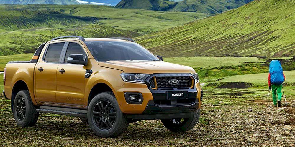 So sánh, đánh giá Ford Ranger và Nissan Navara về phần Đầu xe