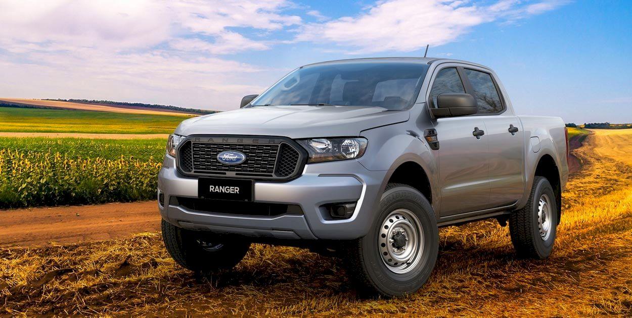 Ford Ranger XL lắp ráp trong nước