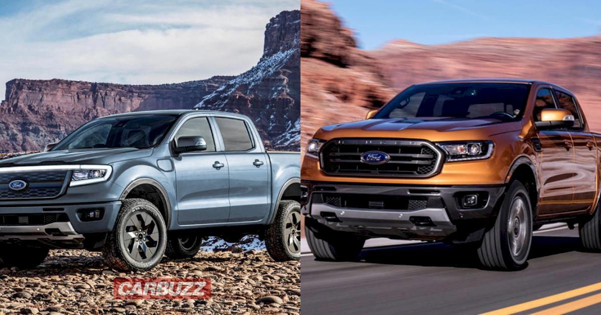 Ford Ranger và rồi Ford Bronco cũng sẽ được điện hóa