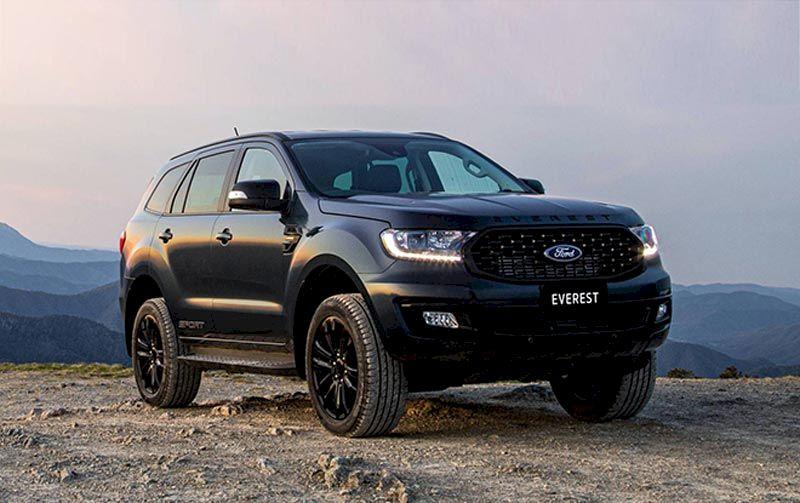 Ford Everestluôn được cải tiến, cập nhật những công nghệ tiên tiến nhất