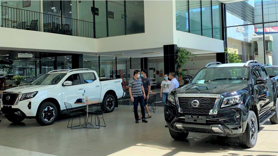 Nissan Navara 2021 đang được phân phối với 4 phiên bản, đi kèm giá bán từ 748 - 945 triệu đồng.