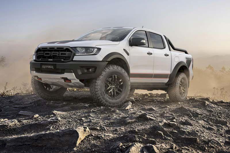 Riêng bản Ford Ranger Raptor vẫn sẽ được nhập từ Thái Lan.