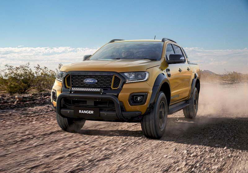 Ford Ranger tăng tốc trở lại nhờ lợi thế về giá và nguồn cung sau khi chuyển sang lắp ráp