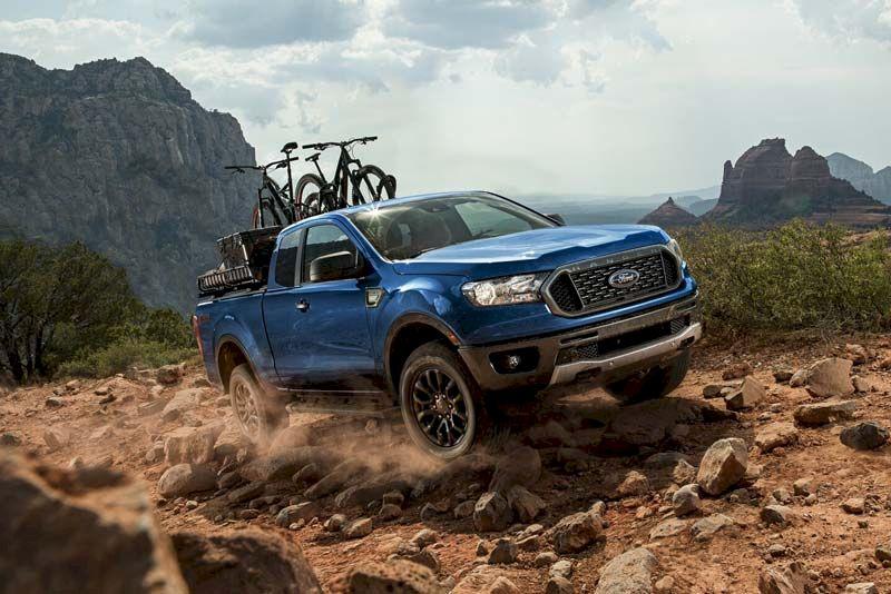 Khám phá những bí quyết hữu ích giúp các chủ xe Ford Ranger tự tin thách thức mọi giới hạn địa hình