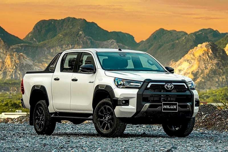 Toyota Hilux:422 xe