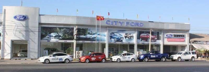 Giới thiệu Ford Vũng Tàu Đại lý ủy quyền chính thức của Công ty Ford Việt Nam